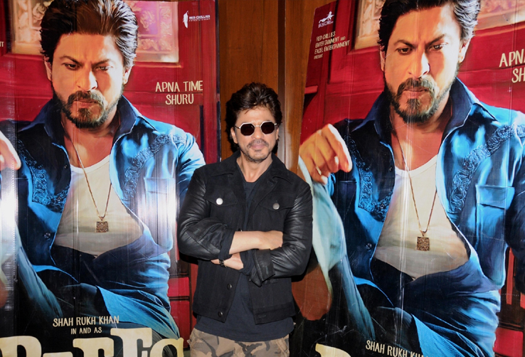 SRK- Amritsar-1