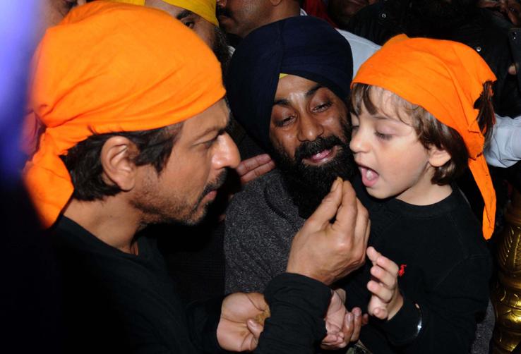 SRK- Amritsar
