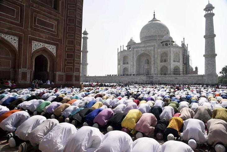 Agra Eid @live