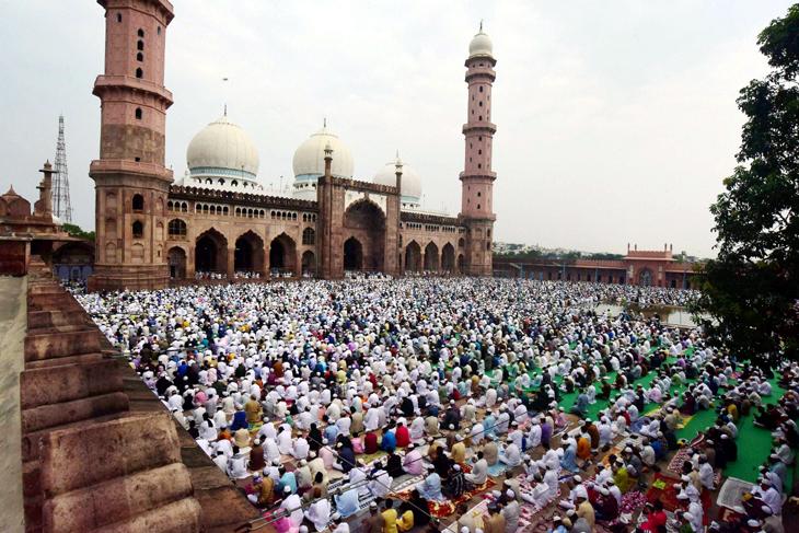 Bhopal Eid @Live