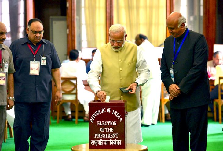 Election of the Presodemt @live
